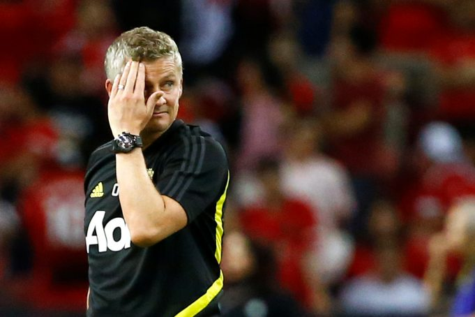 Ole happy with pre-season for United