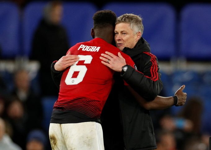 Ole to be judged on Pogba situation