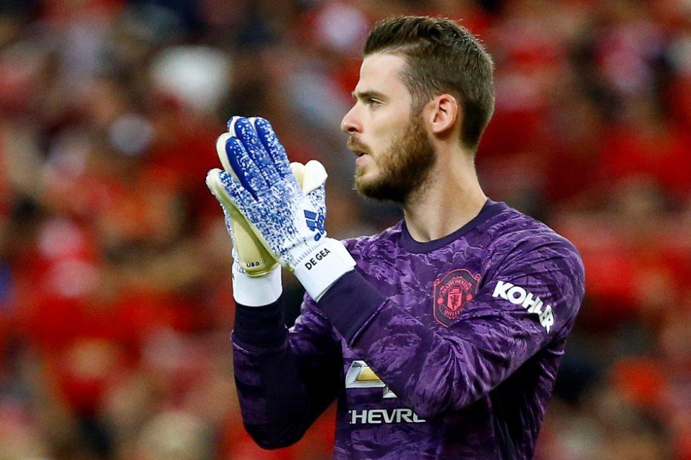 Manchester United starting 11 2019/20: David De Gea is the Man Utd starting goalkeeper 19/20