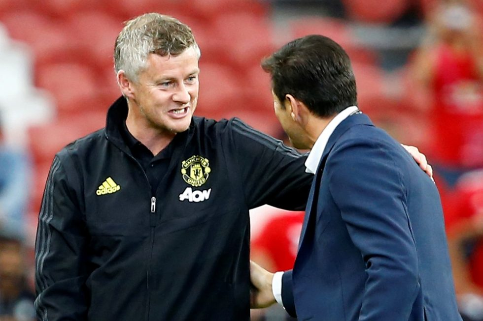 Manchester United Starting 11 2019 20 Man Utd Starting Xi