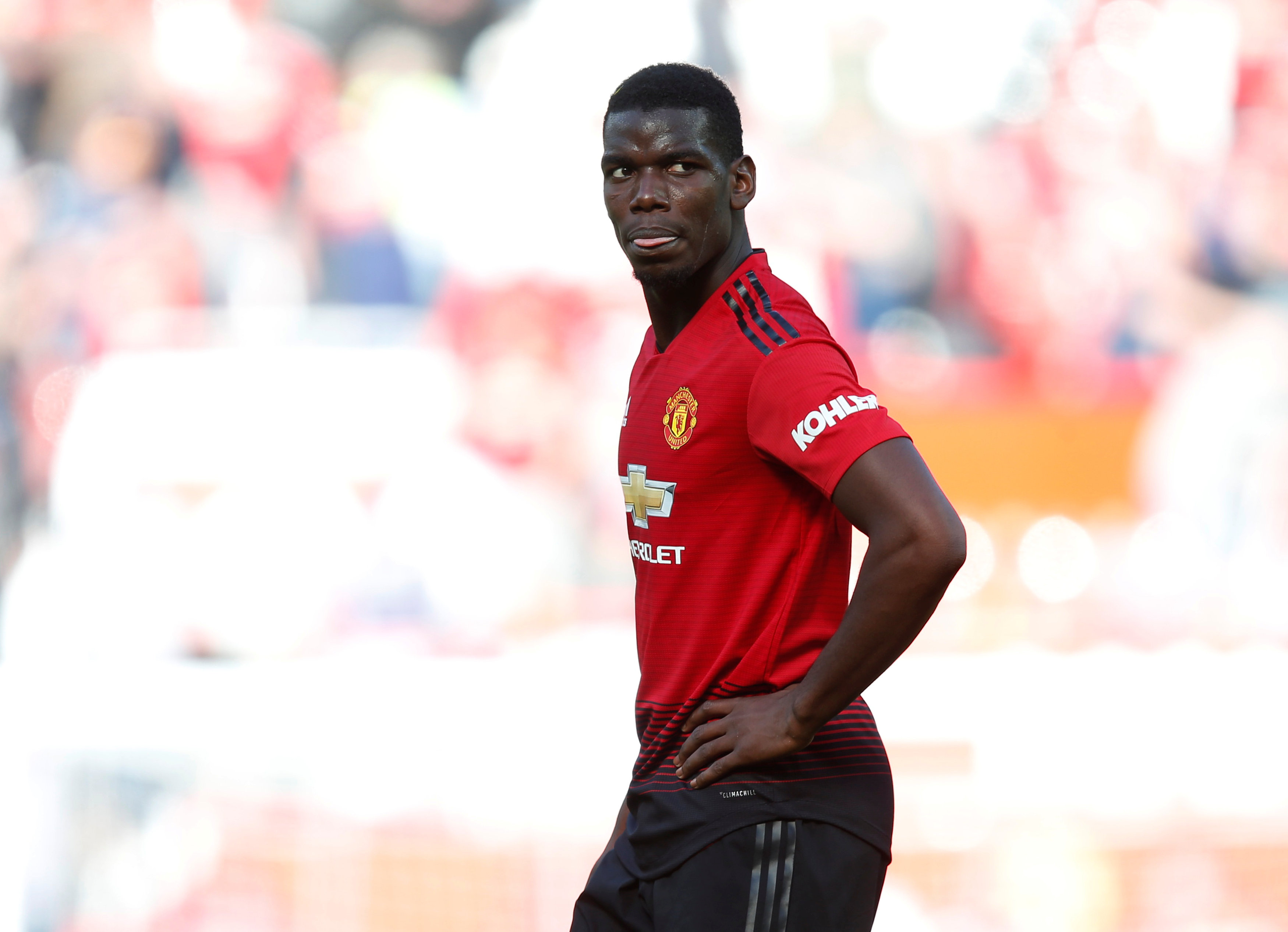 Images Of Manchester United Players