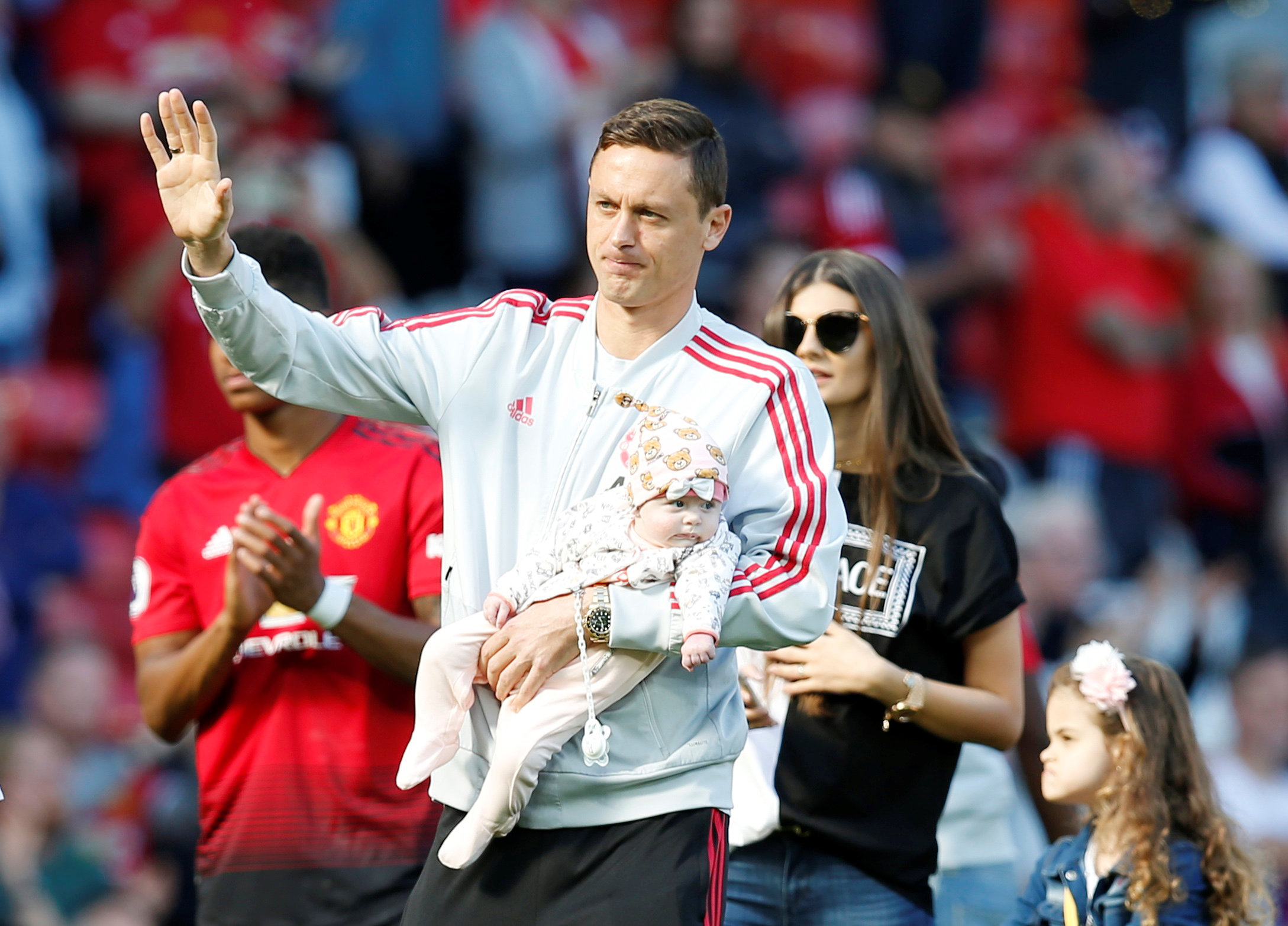 Manchester United Players Pictures Nemanja Matic
