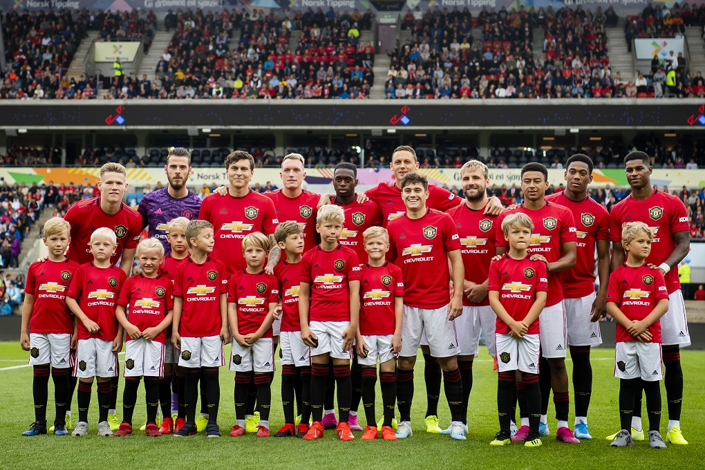 Manchester United Players Pictures: Images & Photos Of Red