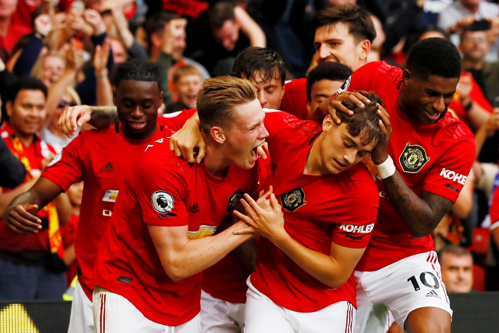Manchester United Squad 2019 20 First Team All Players