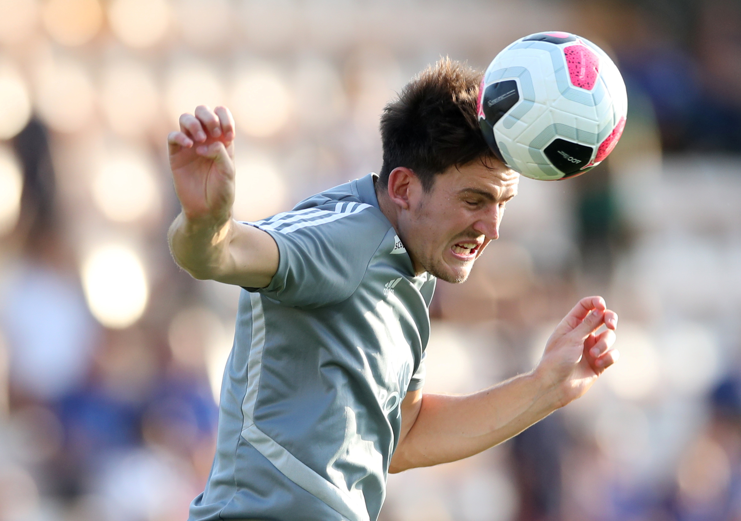 Napoli head makes ridiculous comments out of frustration about Maguire