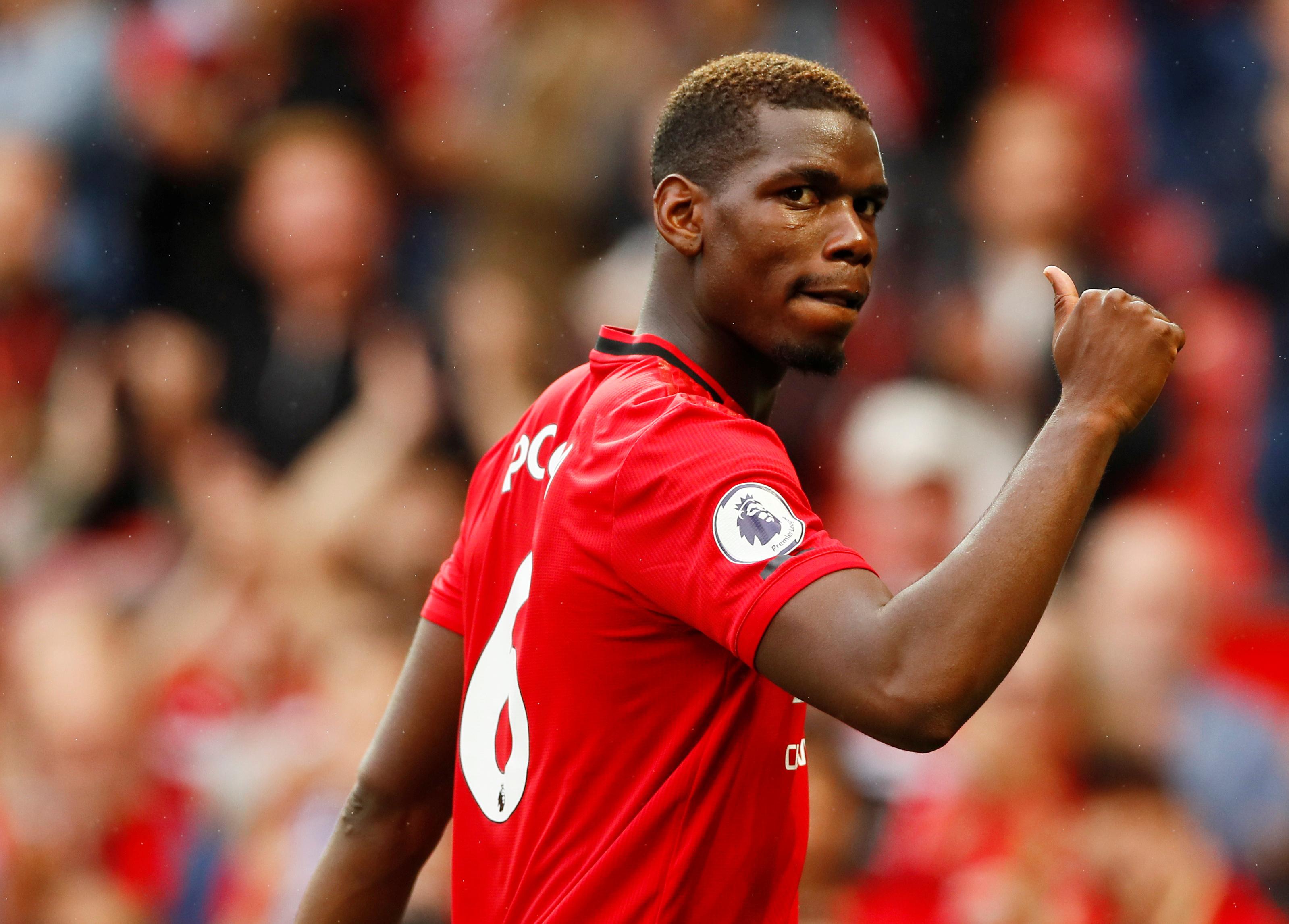 Pogba makes the weirdest United pledge