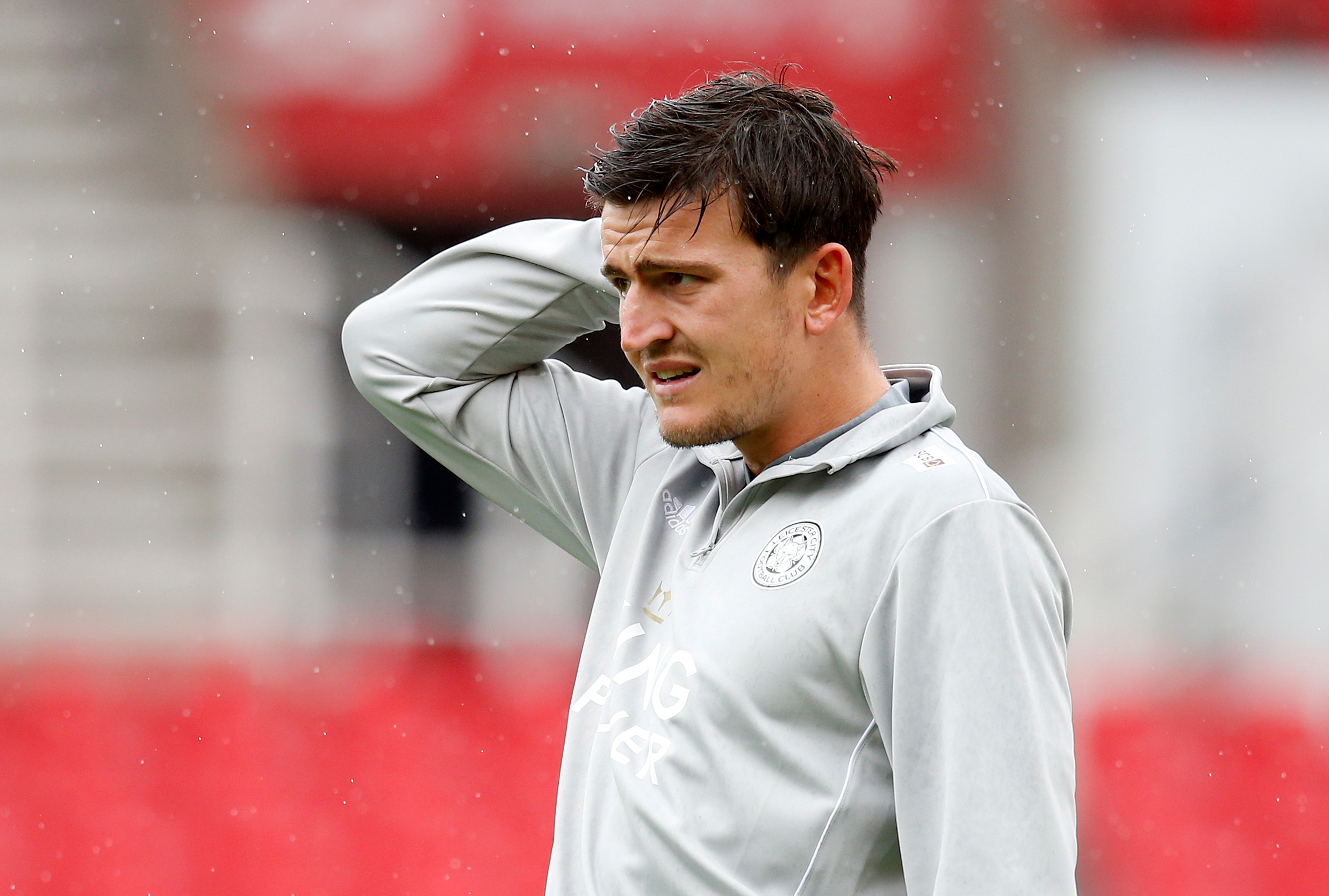 Rodgers confirms reality of Maguire to United deal