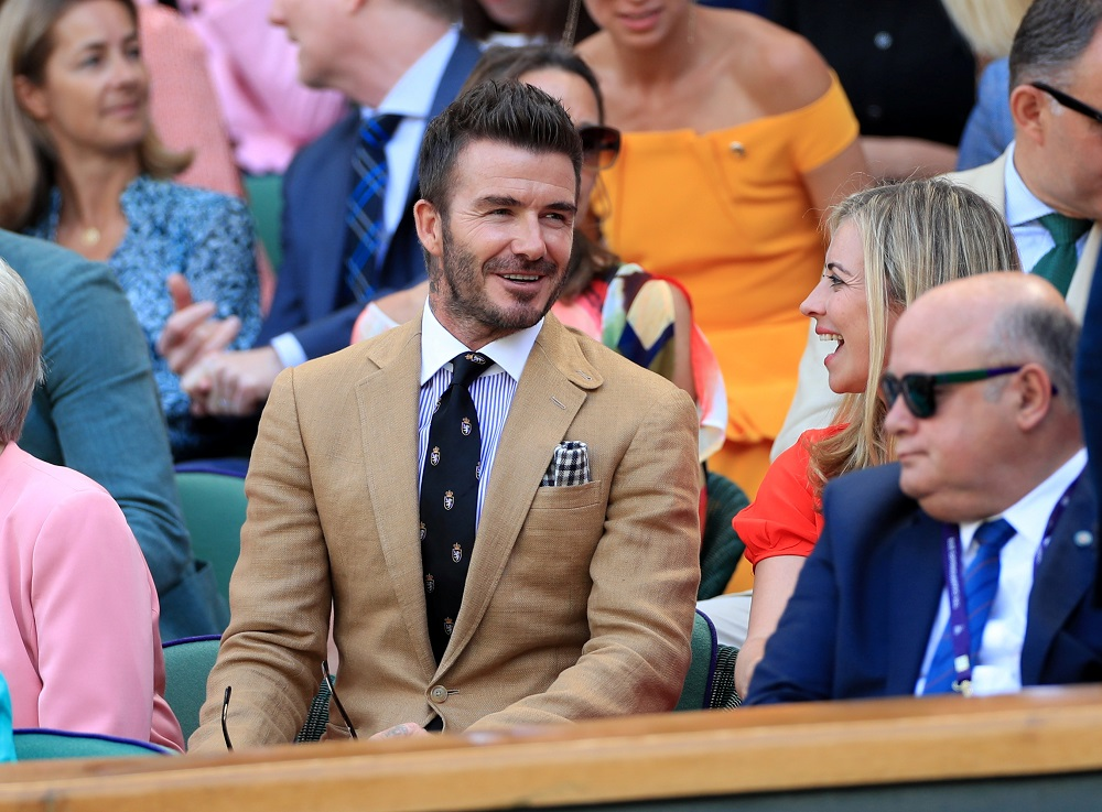 Top 5 Famouse Manchester United Players David Beckham