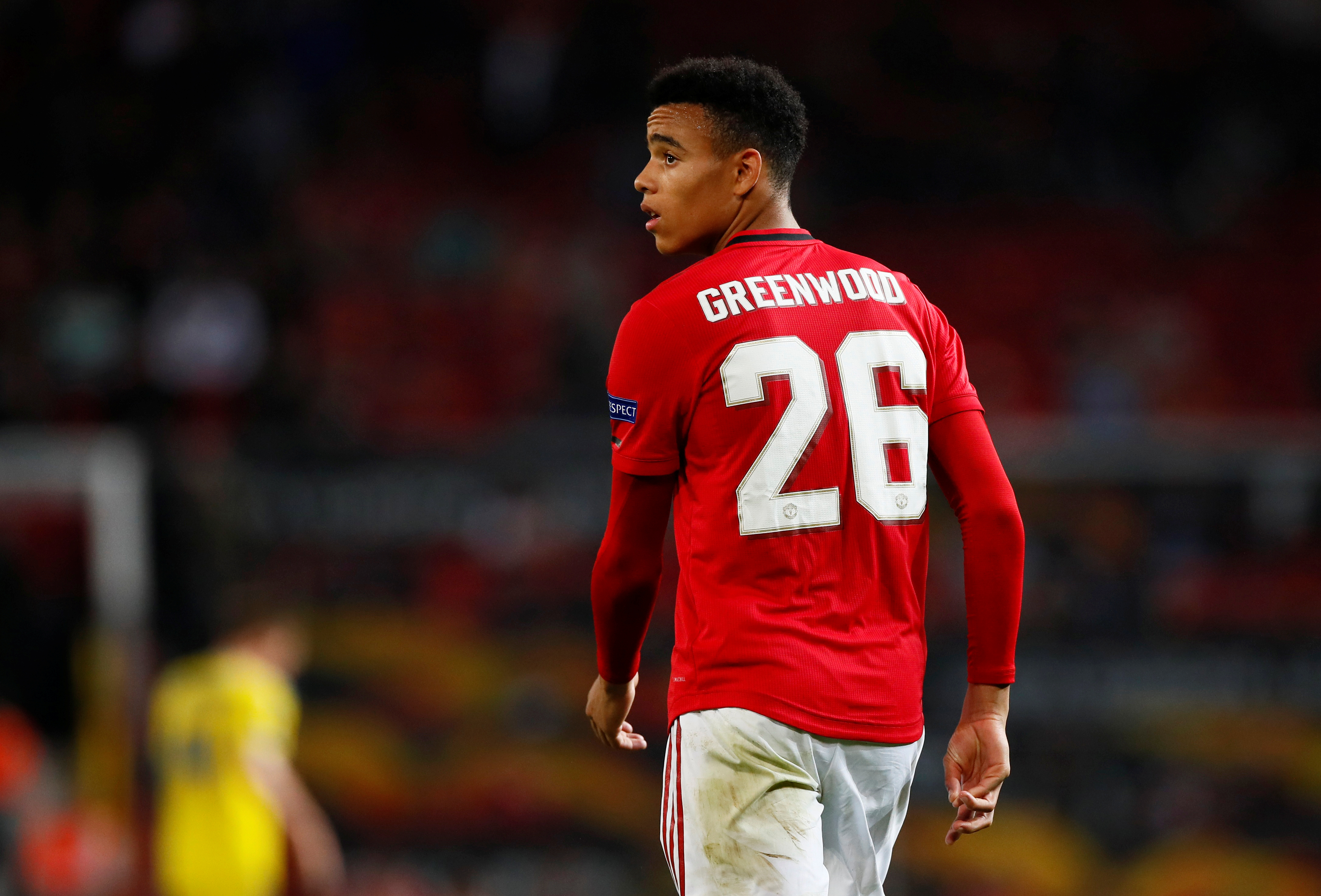 Fans react to Mason Greenwood's Europa League goal