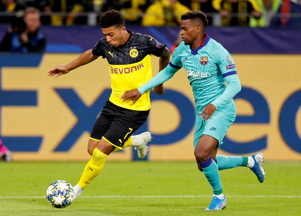How Close Jadon Sancho Actually Came To Signing For Manchester United