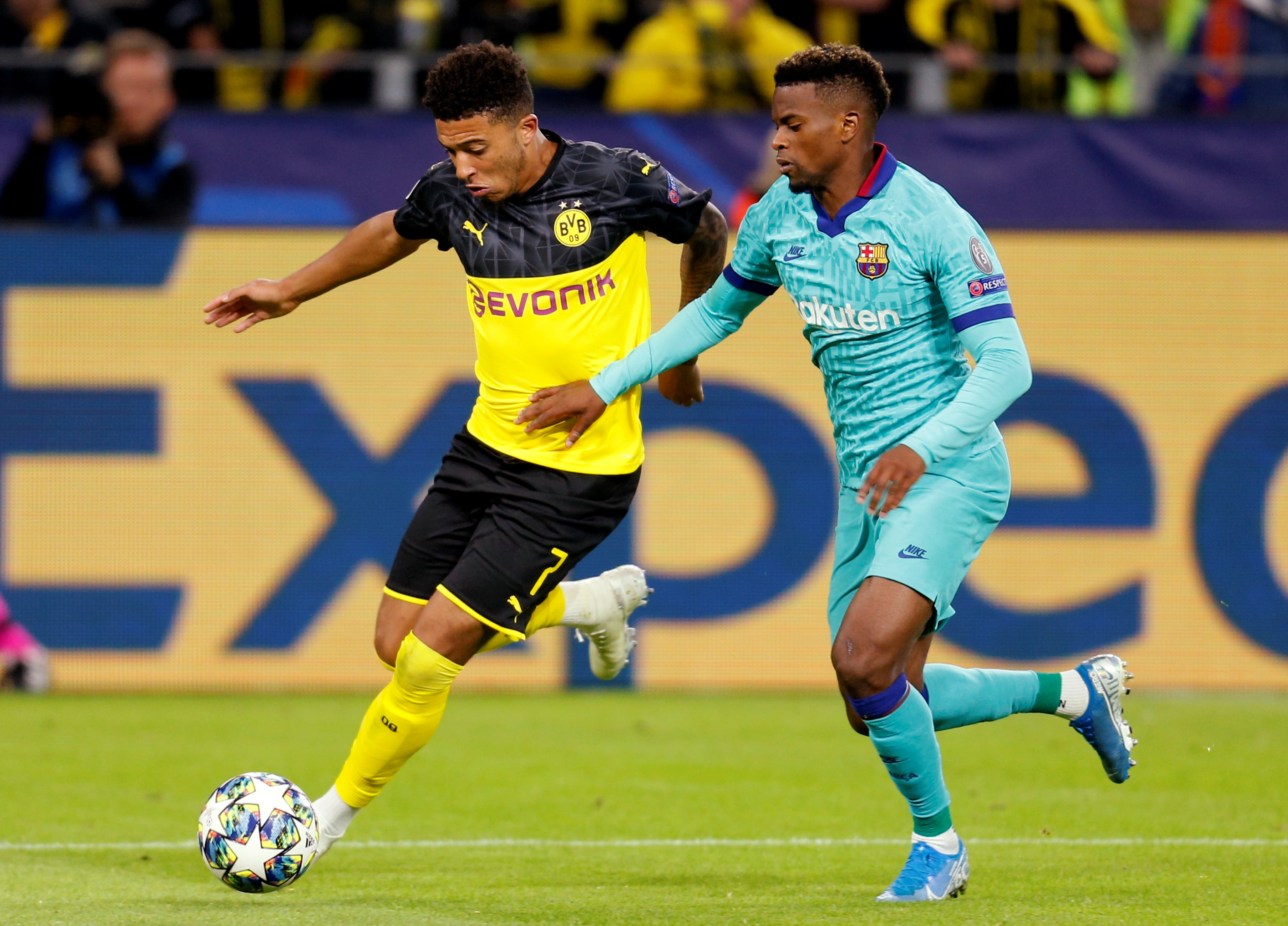 Is Sancho going to join United?