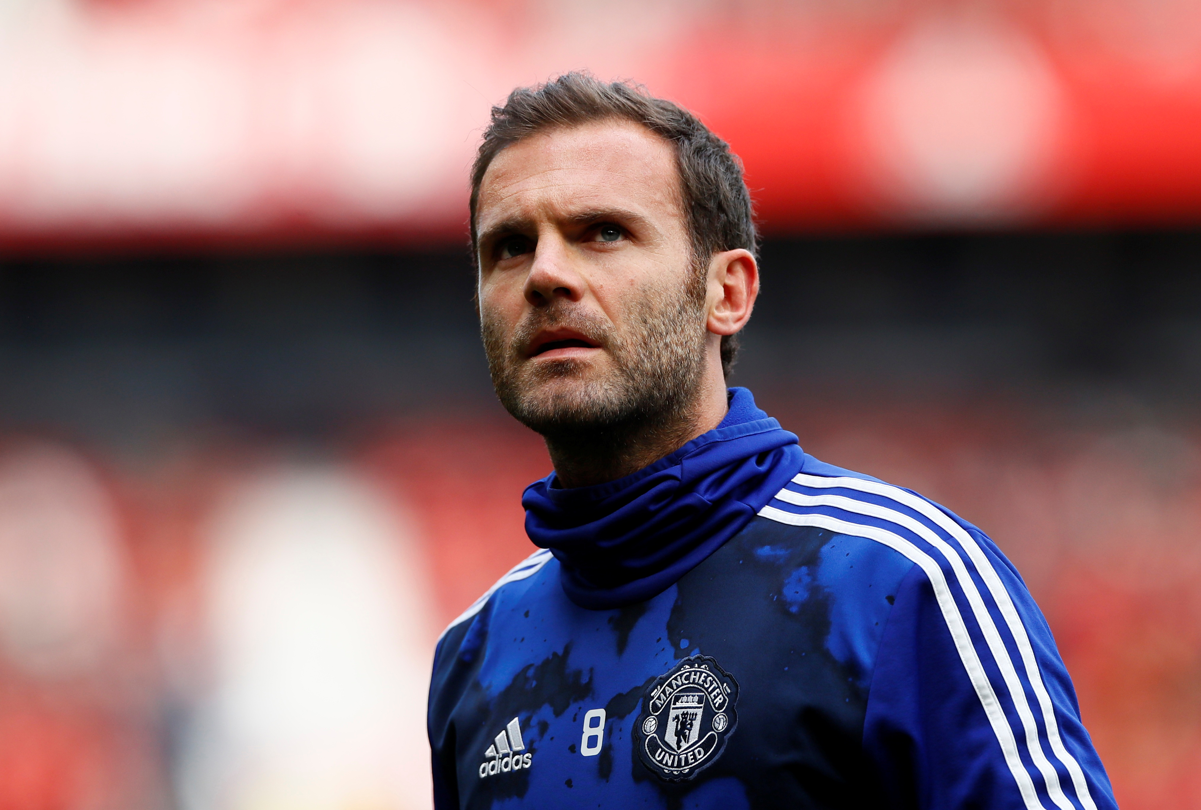 Mata on meeting Moyes and his departure