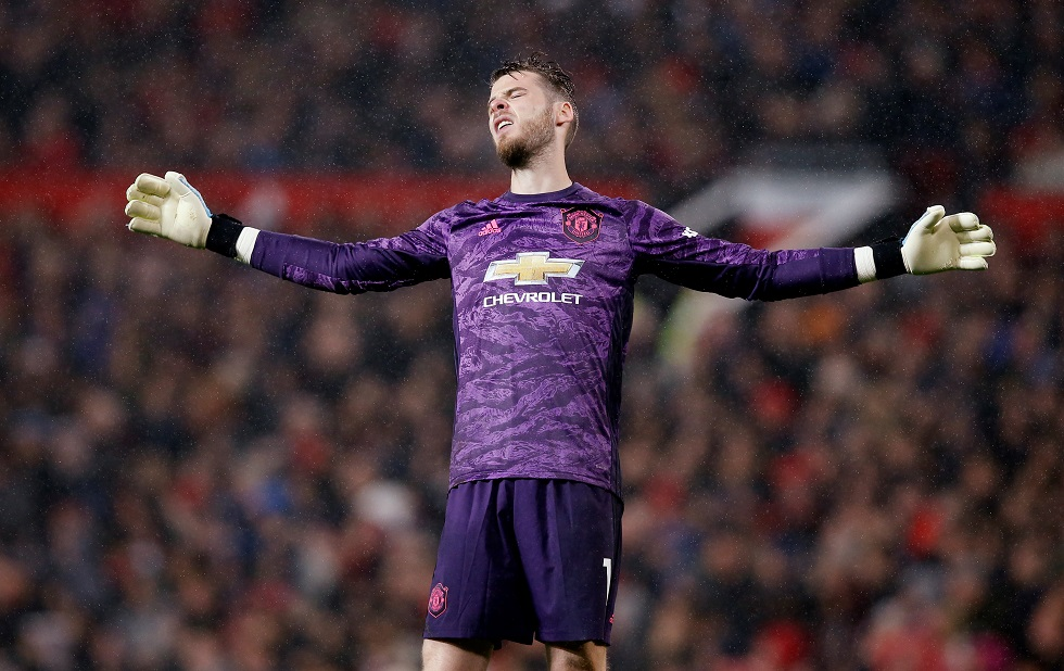 """Most Difficult time"" Says David de Gea"