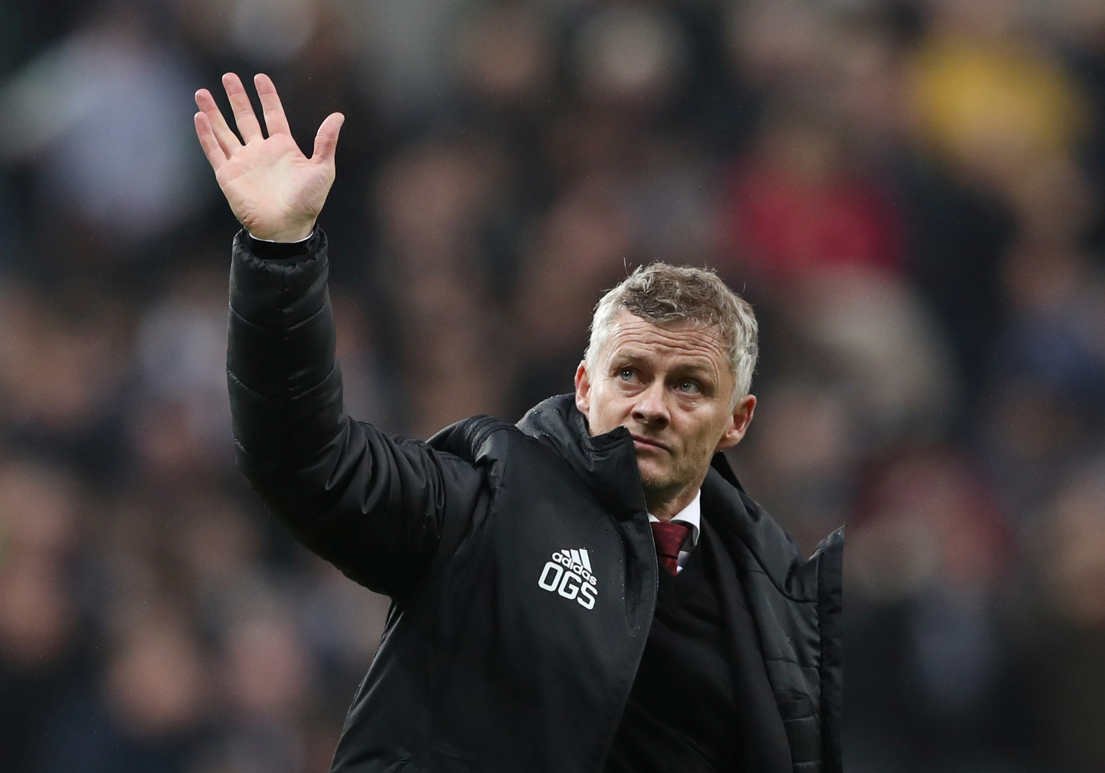 Ole: Liverpool game next is perfect for United