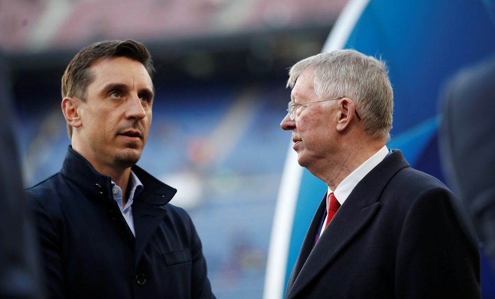 English Football In Healthy State Because Of Lampard, Terry, Gerrard - Gary Neville