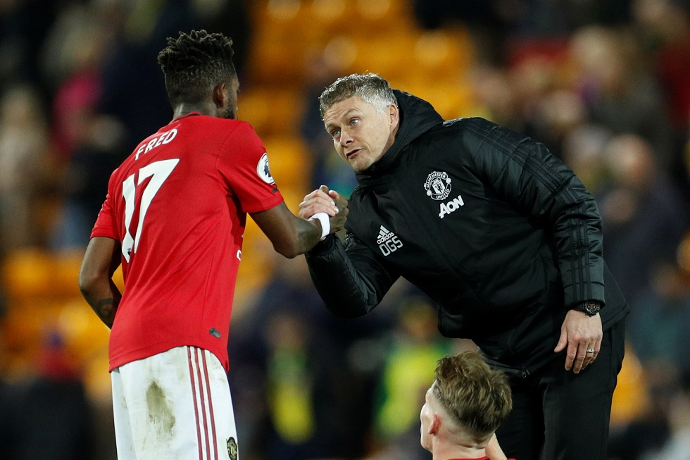 Manchester United Backed To Finish In Top Four