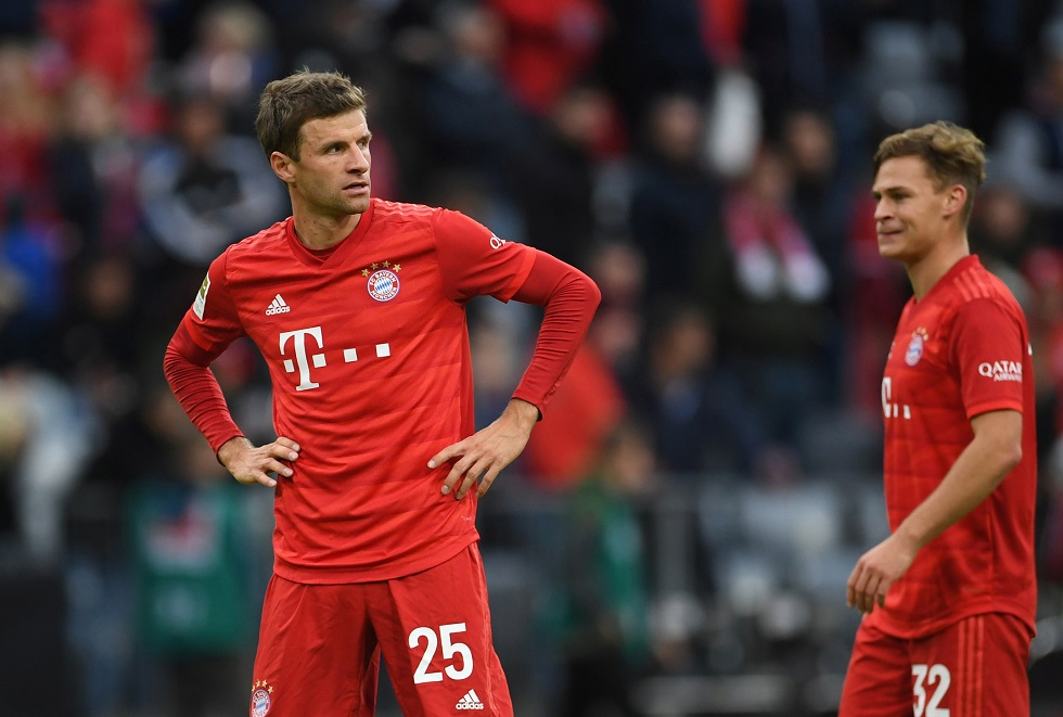 Manchester United Planning To Move For Unhappy Bayern Munich Star