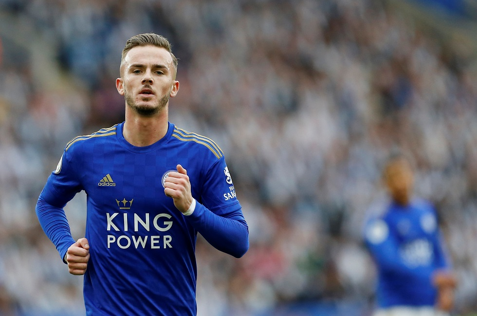 Manchester United Tipped To Sign James Maddison In 2020
