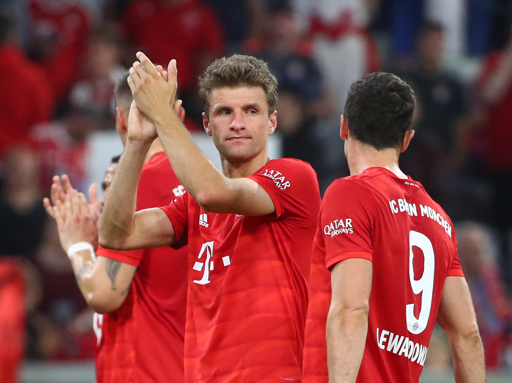 Manchester United interested in 2014 World Cup winner Thomas Muller