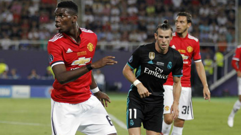 Manchester United reject Pogba-Bale swap deal with Real Madrid