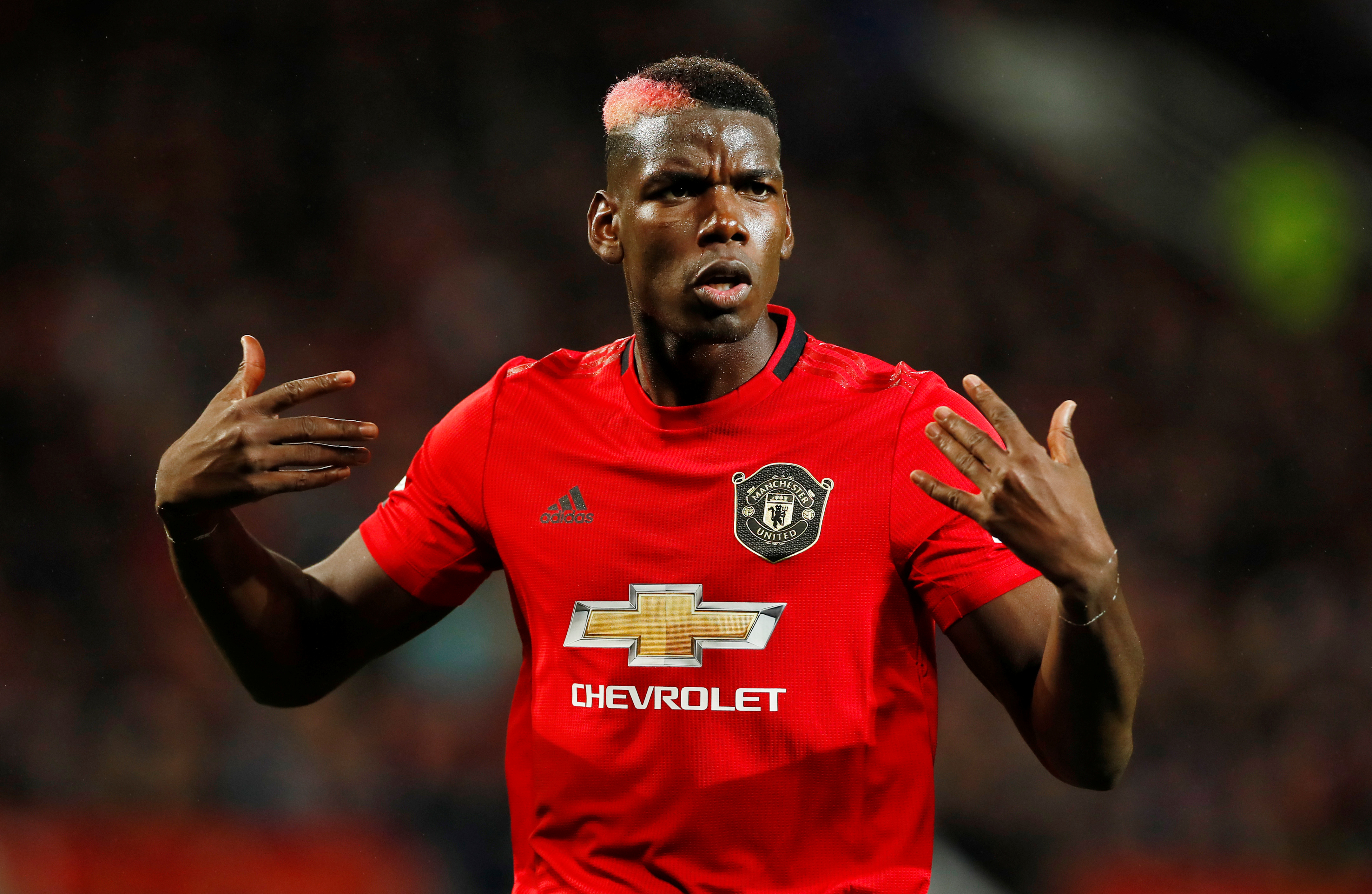 Manchester United set to lose Chevrolet as main shirt sponsor