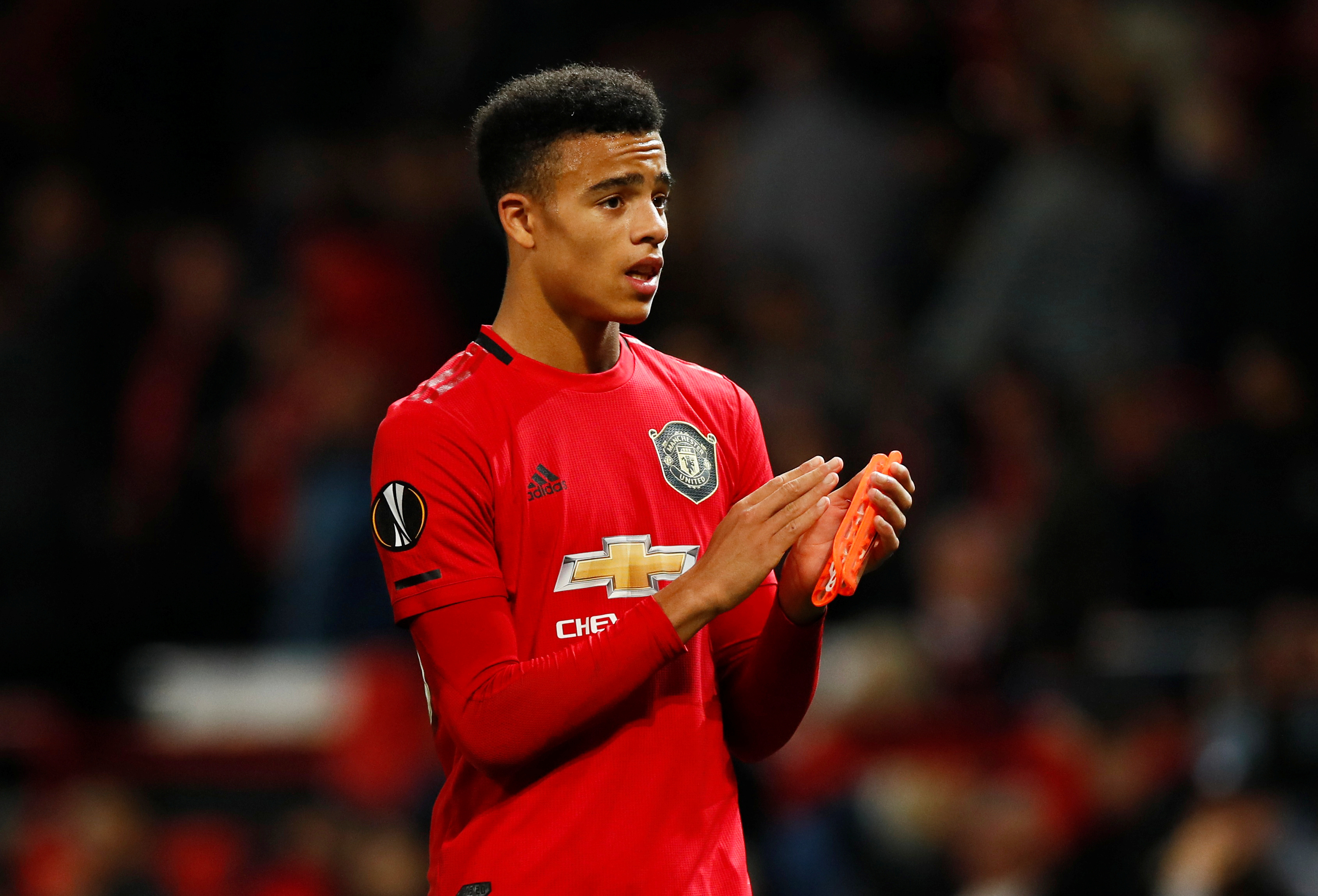 Mason Greenwood confident he can win over at United