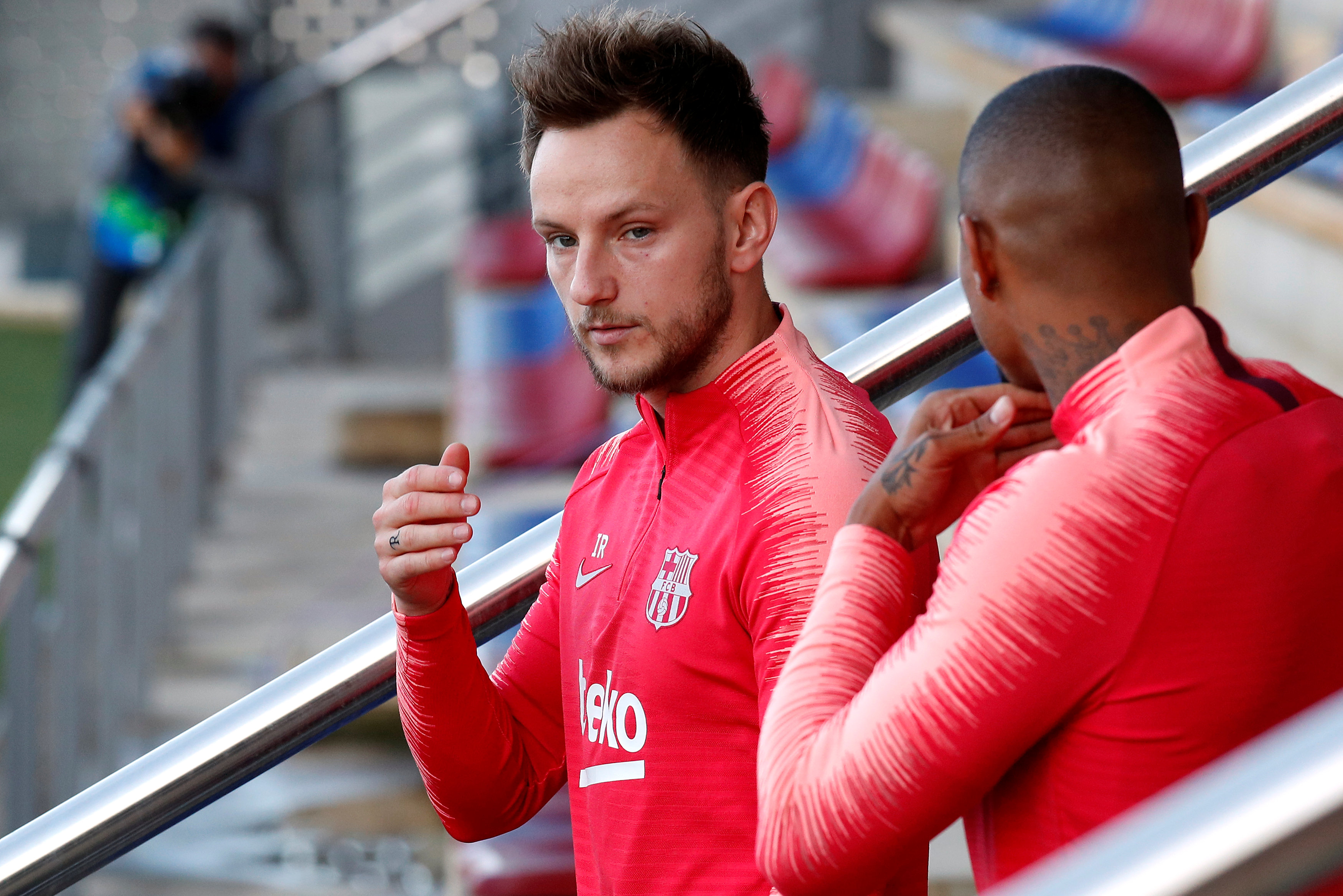 Why Barcelona star Ivan Rakitic refused move to Manchester United