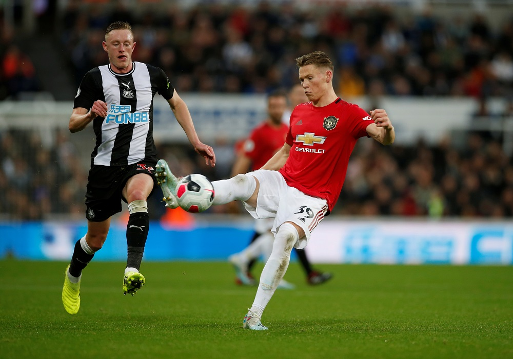 Manchester United vs Newcastle Head To Head Results & Records (H2H)