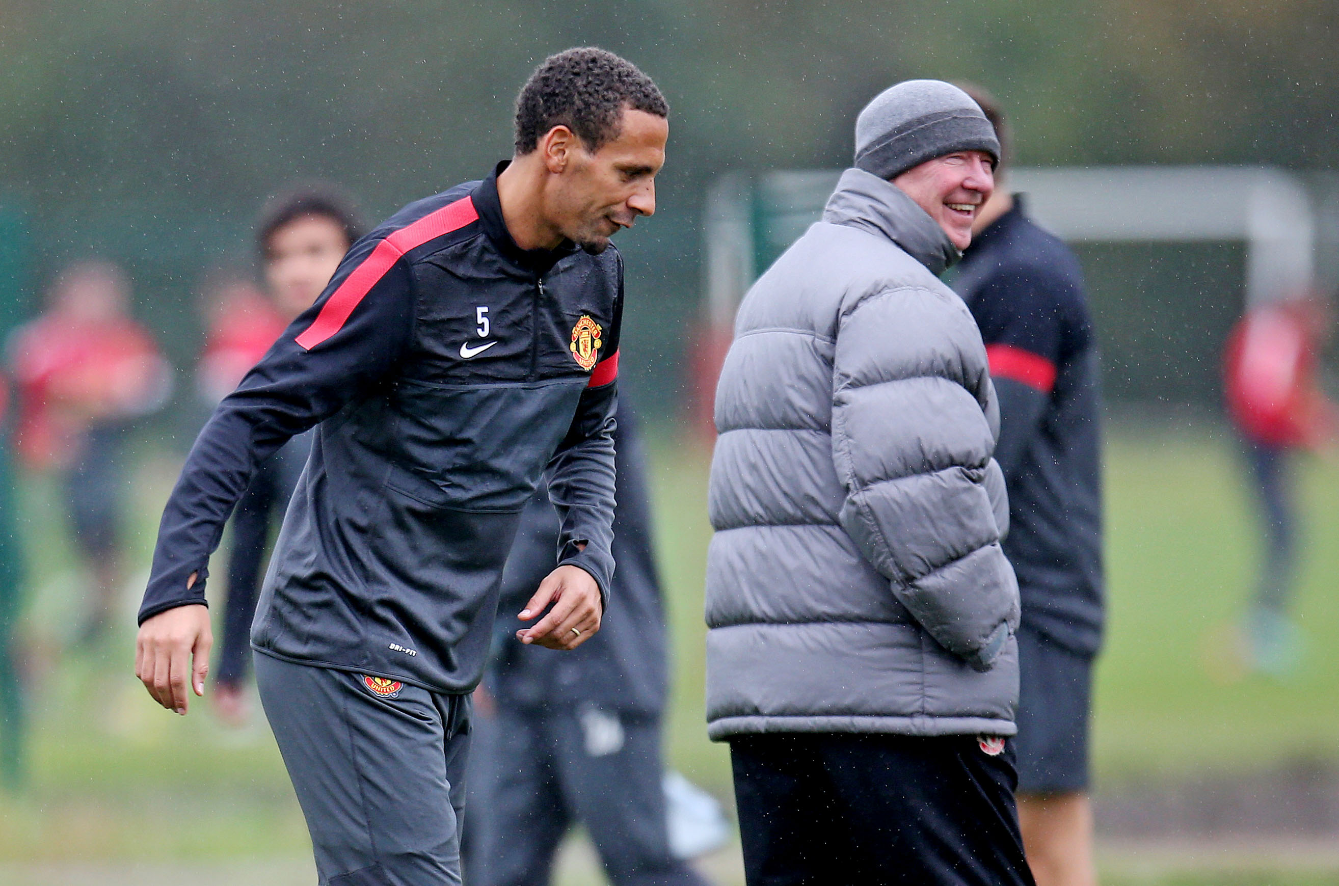 Ferdinand Clarifies Why He Didn't Agree With Ferguson