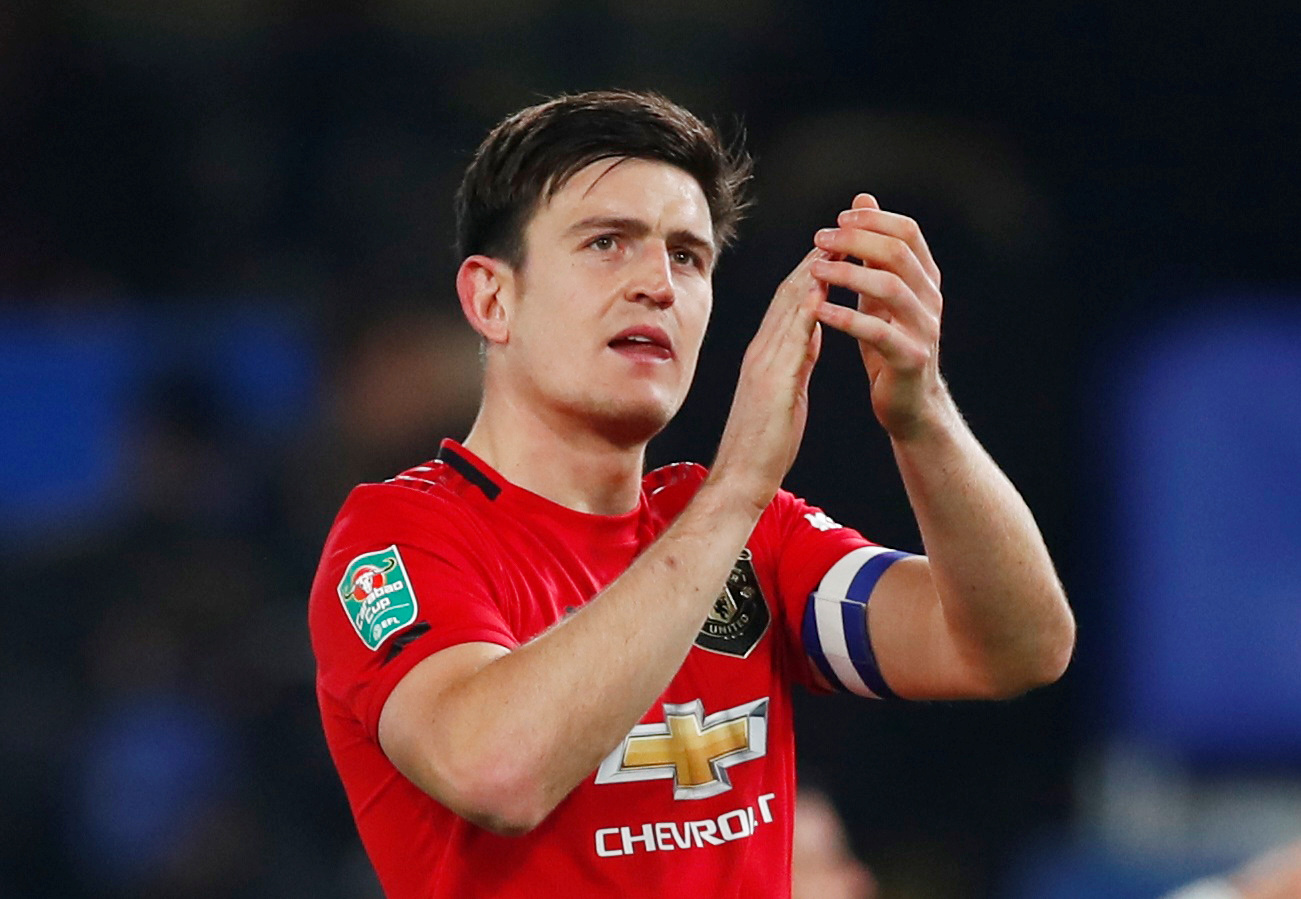 Harry Maguire blames Manchester United front line for Bournemouth defeat
