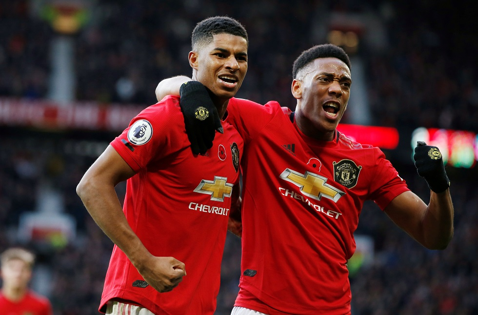 Manchester United Front Three Called 'A Joke' After Sheffield Draw