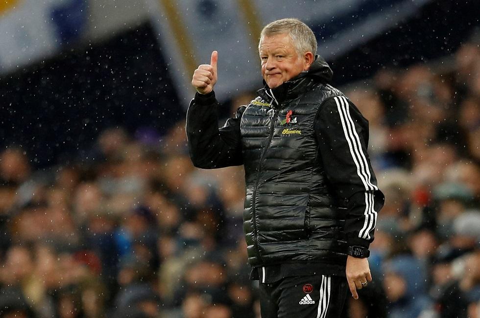 Manchester United Still The Bigger Club Despite PL Position - Chris Wilder