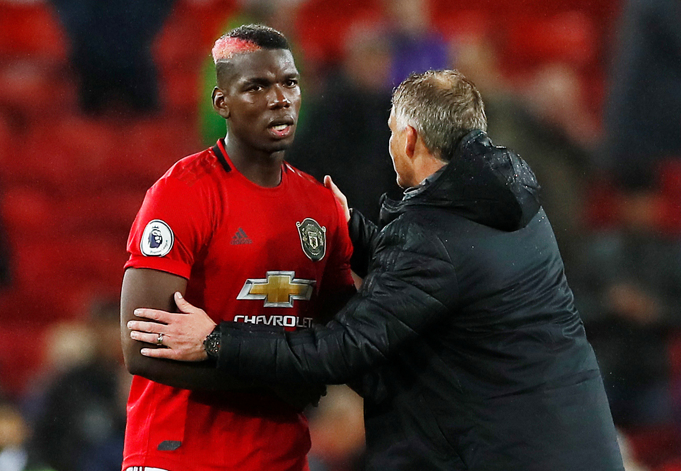 Manchester United receive boost as Paul Pogba inches closer to return from injury