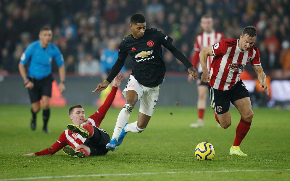Manchester United vs Sheffield United Head To Head Record