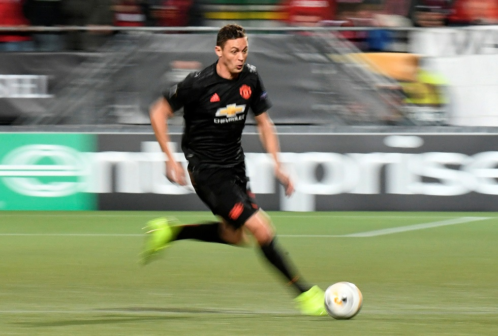 Nemanja Matic Suddenly Leaves Manchester United Training