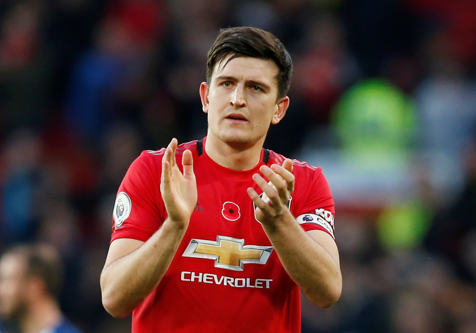 Ole Gunnar Solskjaer backs Harry Maguire as long-term Manchester United captain