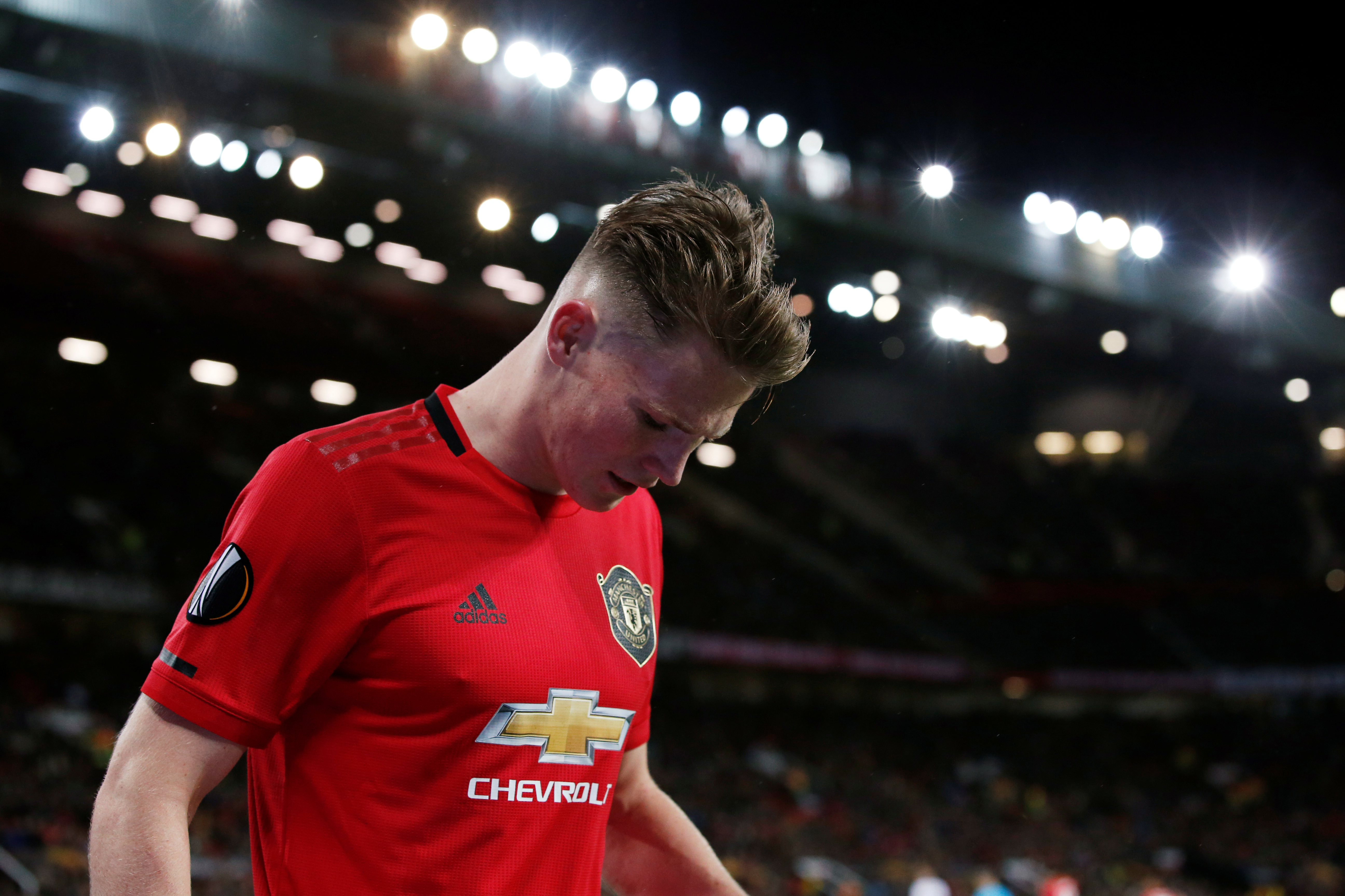 Ole worried for McTominay, confident about Maguire