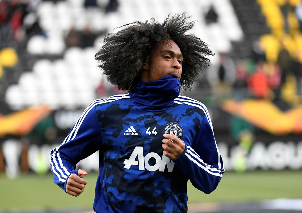 Tahith Chong Reject Manchester United Extension Amid Juventus Interests