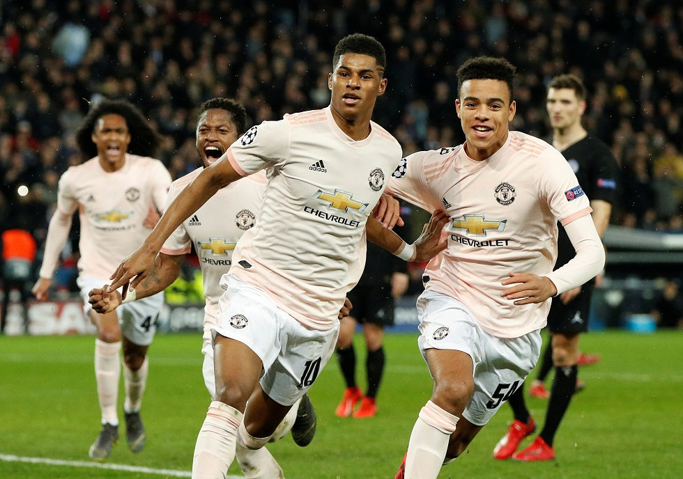United Teenager A Better Goalscorer Than Marcus Rashford - Paul Scholes