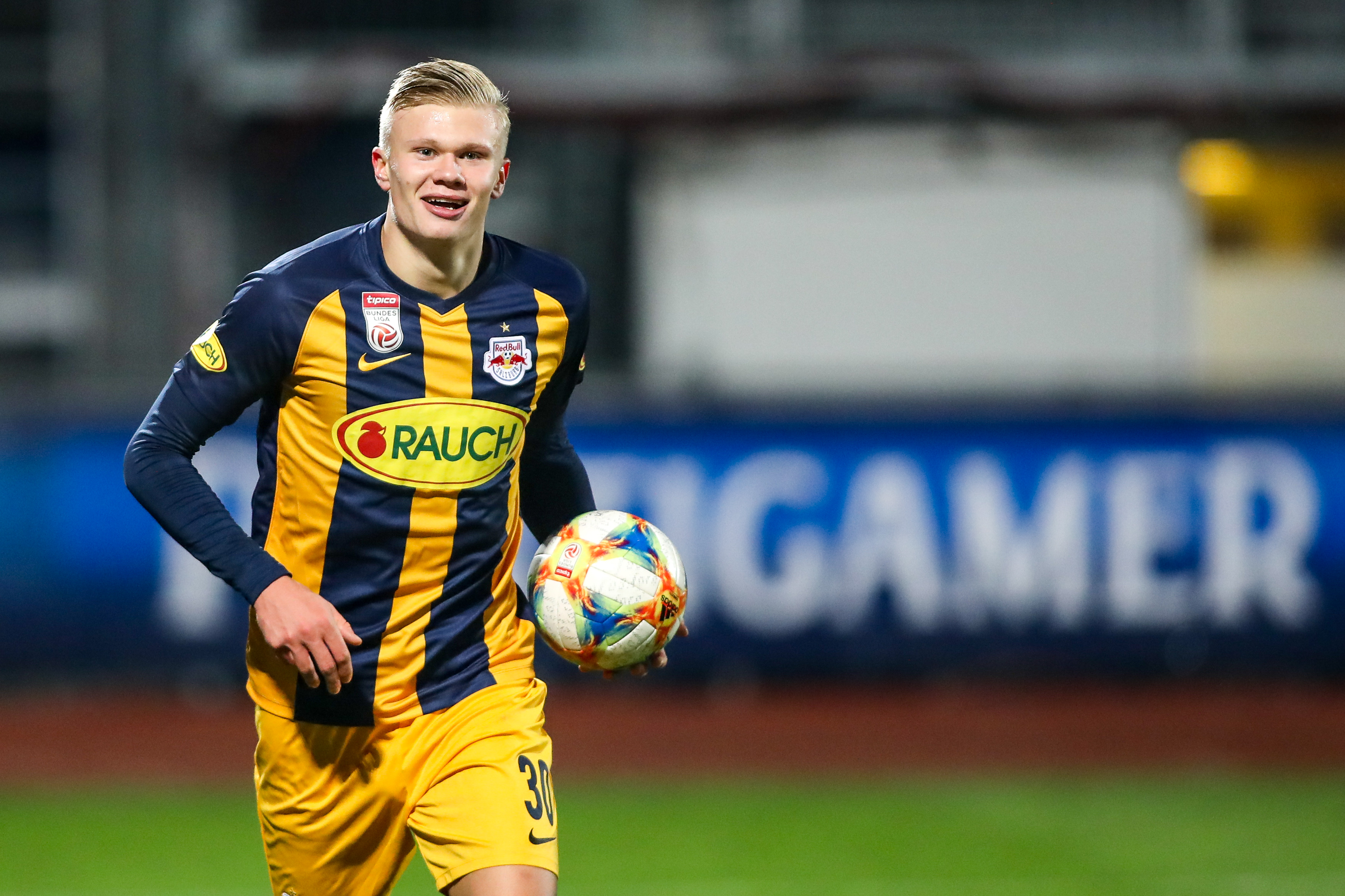 Erling Haaland Wants Manchester United Move