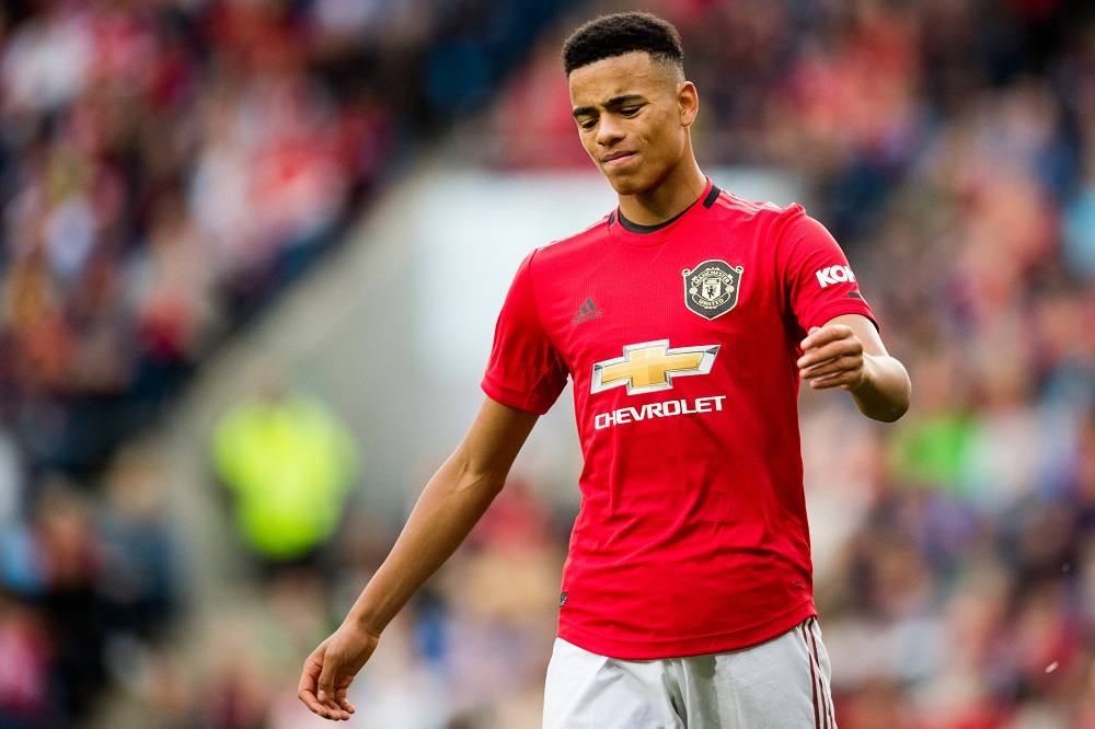 Greenwood hailed as a natural number nine by Ole