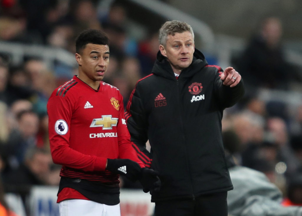 Jesse Lingard feared his Manchester United career was over