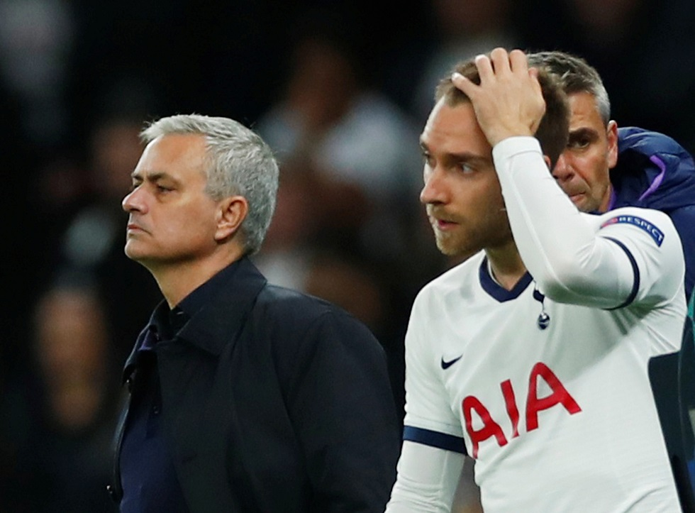 Manchester United Propose Swap Deal For Nemanja Matic And Christian Eriksen