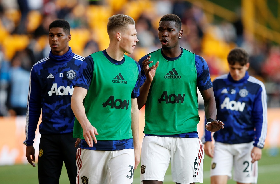Manchester United Told To Get Rid Of Paul Pogba And Reinvest In Necessary Players