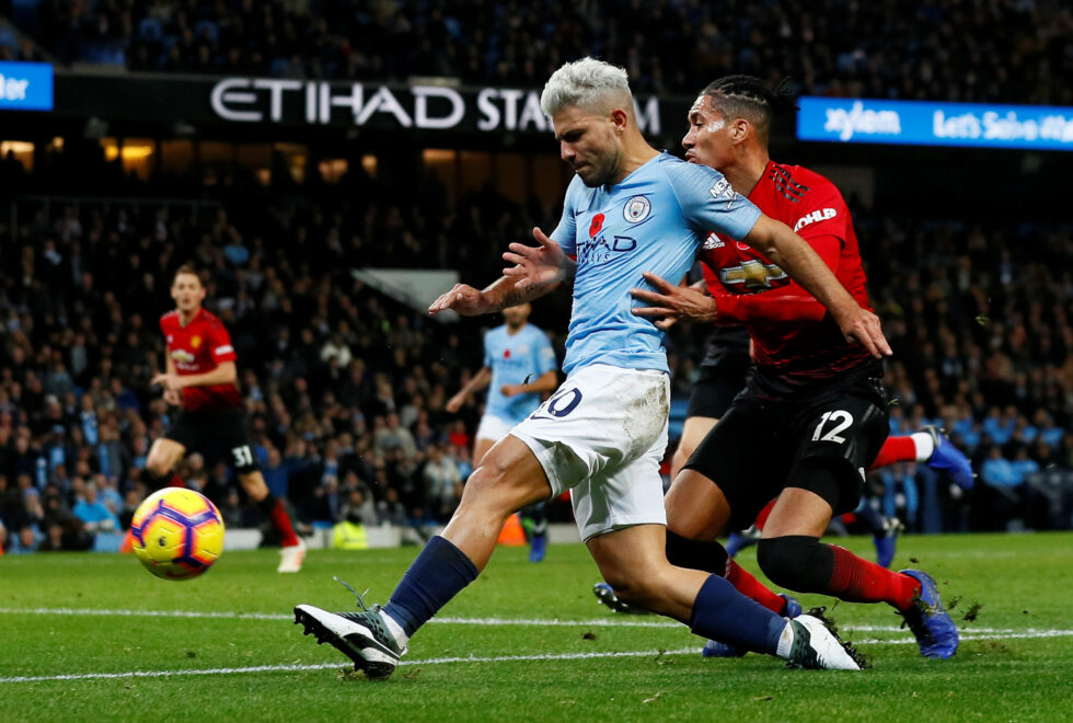 Manchester United vs Manchester City Head To Head Results & Records (H2H)