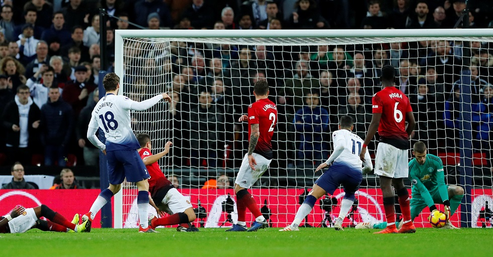 Manchester United vs Tottenham Head To Head Results & Records (H2H)