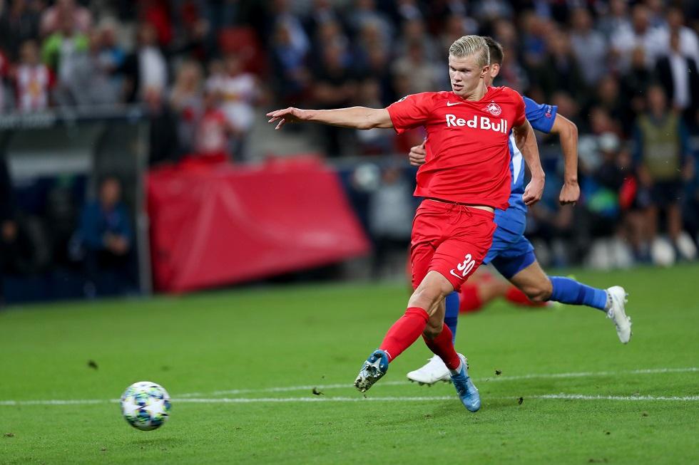 Ole Solskjaer Jets To Austria To Complete Erling Haaland Deal