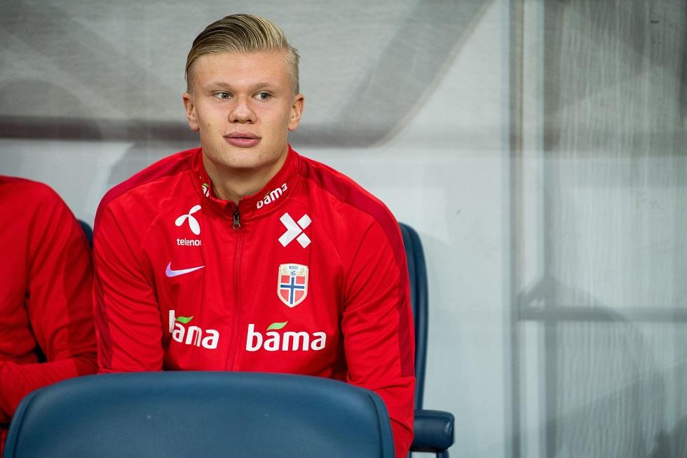 Ole Solskjaer Teases Manchester United Fans On Haaland Transfer