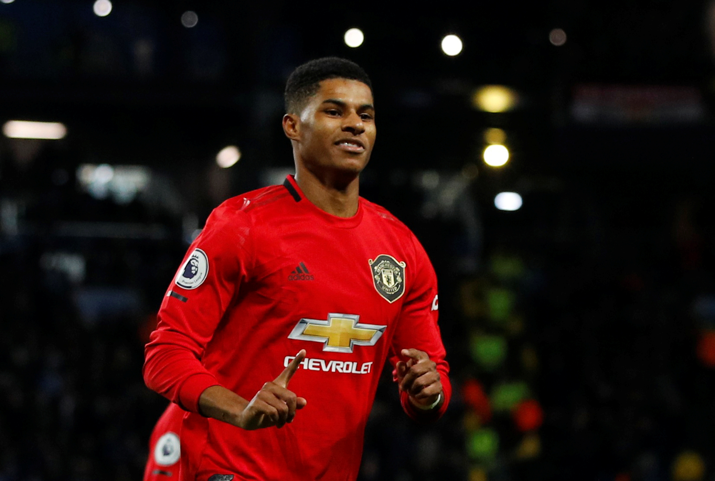 Ole hoping Rashford form continues