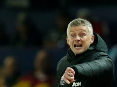 Ole lashes out at Man United team for performance on Sunday